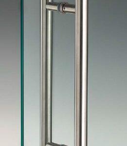 Maniglione in acciaio inox ø25mm