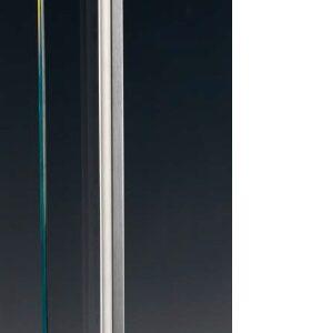 Maniglione in alluminio 18x10mm