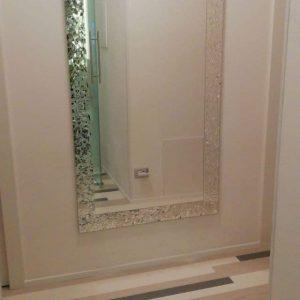Specchio mosaico | vetreria Esinvetro Jesi